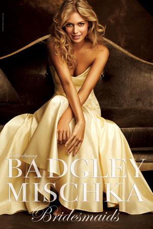 ชุดแต่งงาน BADGLEY MISCHKA