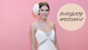 ชุดแต่งงาน BADGLEY MISCHKA 2013