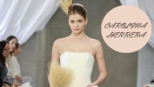 ชุดแต่งงาน CAROLINA HERRERA 2013