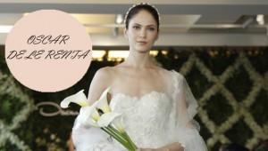 ชุดแต่งงาน OSCAR DE LE RENTA 2013