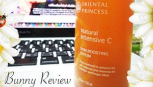 Oriental Princess Natural Intensive C Skin Boosting Serum