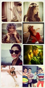 instagram ดารา