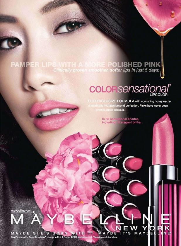 Color Sensational Lip Color