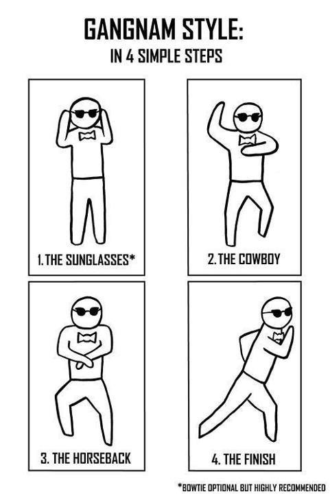 Gangnam Style แปล