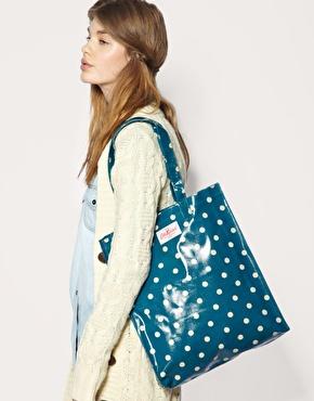 กระเป๋า Cath Kidston book bag