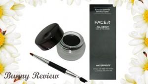 รีวิวเครื่องสำอาง The Face Shop Face it All About Gel Eyeliner