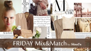 Friday Mix&Match - Classic Lace
