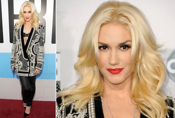 American Music Awards 2012 Gwen Stefani