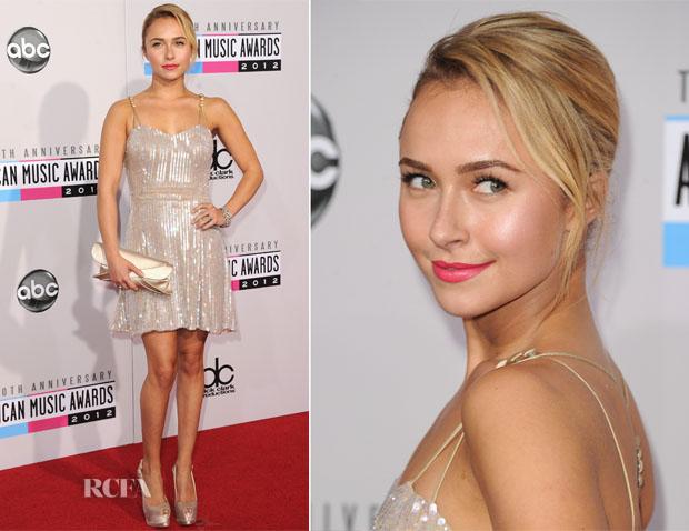 American Music Awards 2012 Hayden Panettiere