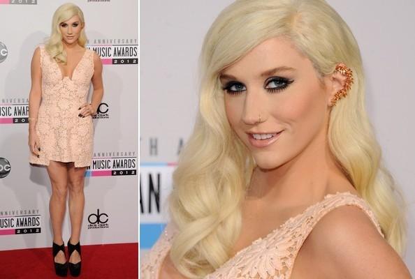 American Music Awards 2012 Ke$ha