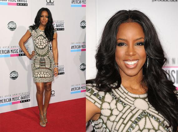 American Music Awards 2012 Kelly Rowland