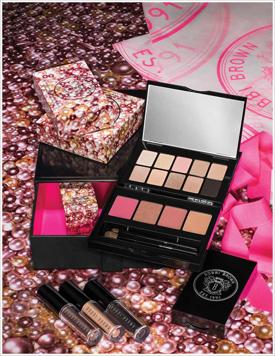 BOBBI BROWN HOLIDAY GIFT GIVING COLLECTION 2012