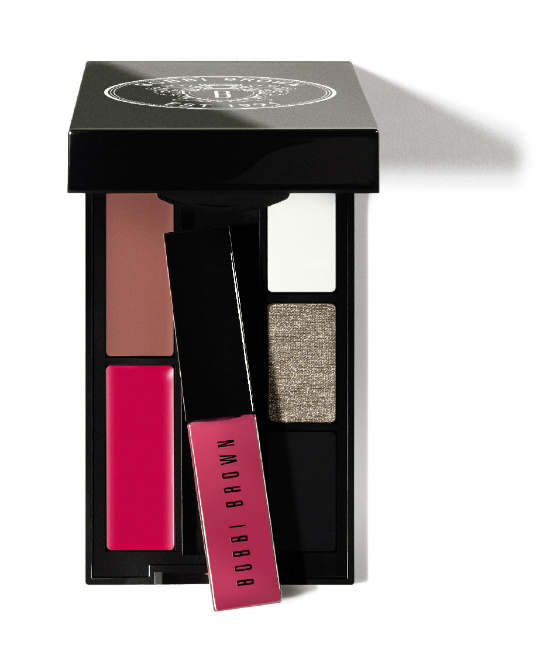 BOBBI BROWN HOLIDAY GIFT GIVING COLLECTION 2012 - Atomic Pink Lip & Eye Palette