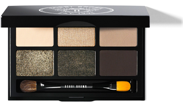 BOBBI BROWN HOLIDAY GIFT GIVING COLLECTION 2012 - Rich Caviar Eye Shadow Palette
