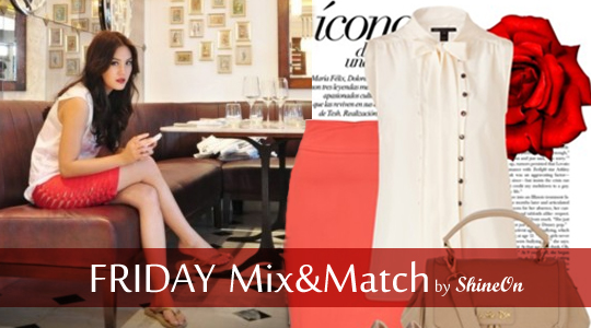 FRIDAY Mix&Match - Celebrity Style » เจนี่ เทียนโพธิ์สุวรรณ (มุนินทร์)