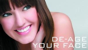 de-age your face