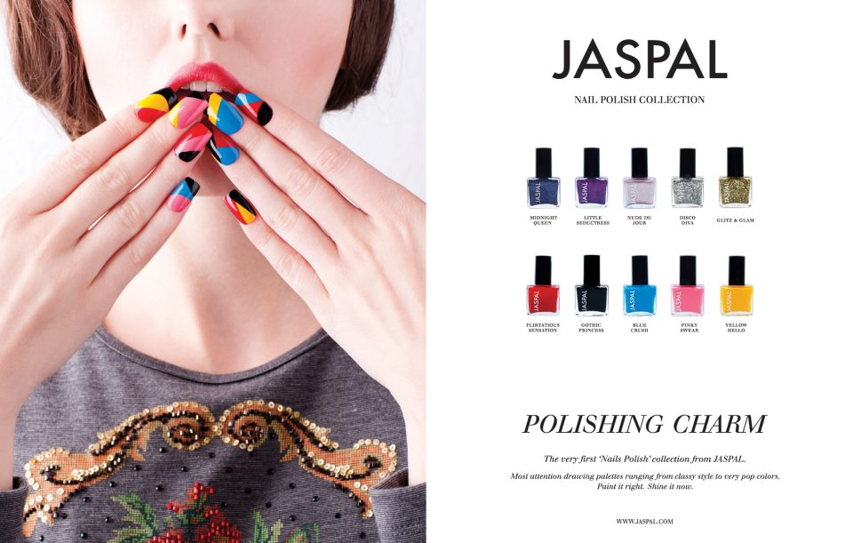 JASPAL Nail Polish Collection