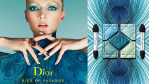 DIOR SUMMER 2013 MAKE UP BIRD OF PARADISE