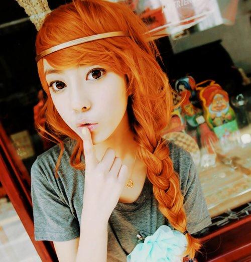 สีผมสวยๆ