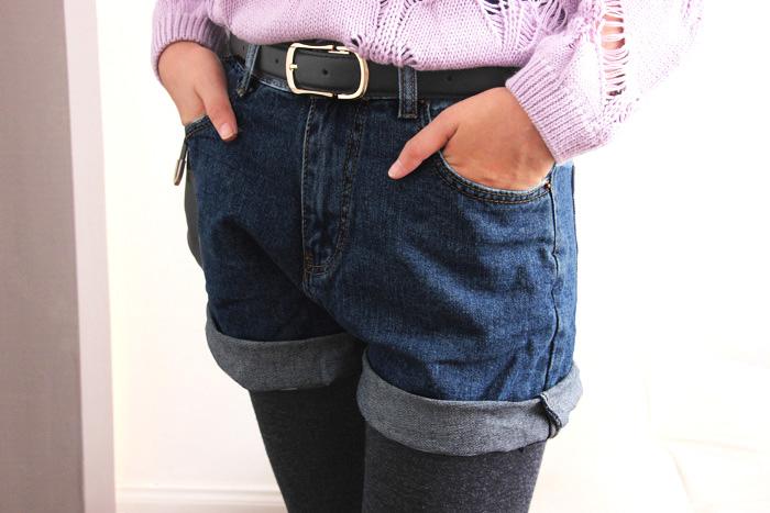 กางเกงแฟชั่น