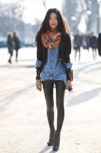 Asian Street Fashion