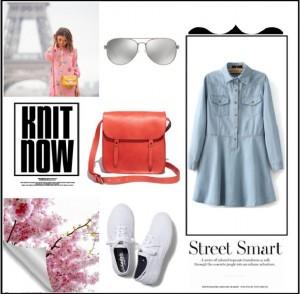 Jean Shirt